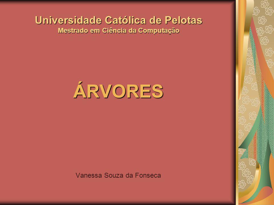 Universidade Católica de Pelotas Mestrado em Ciência da Computação