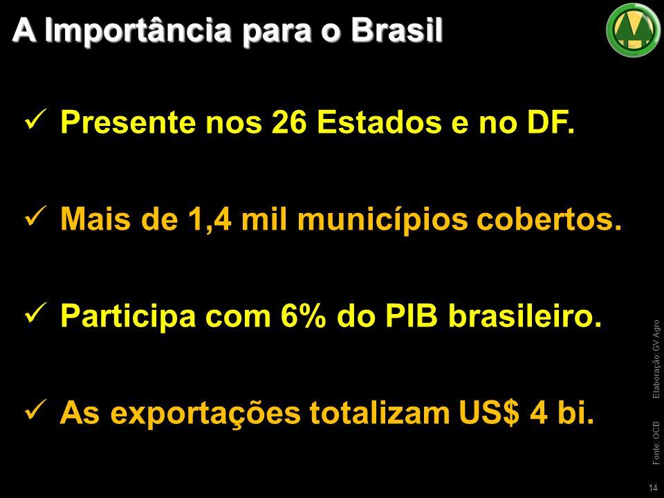 A Importância para o Brasil