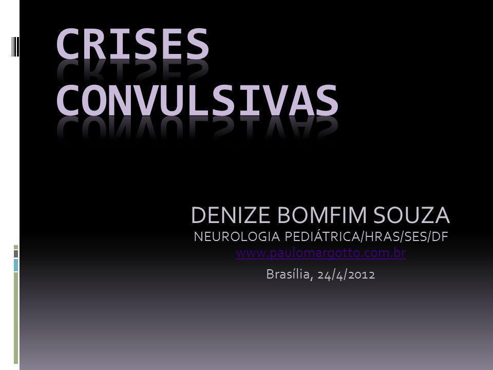 NEUROLOGIA PEDIÁTRICA/HRAS/SES/DF