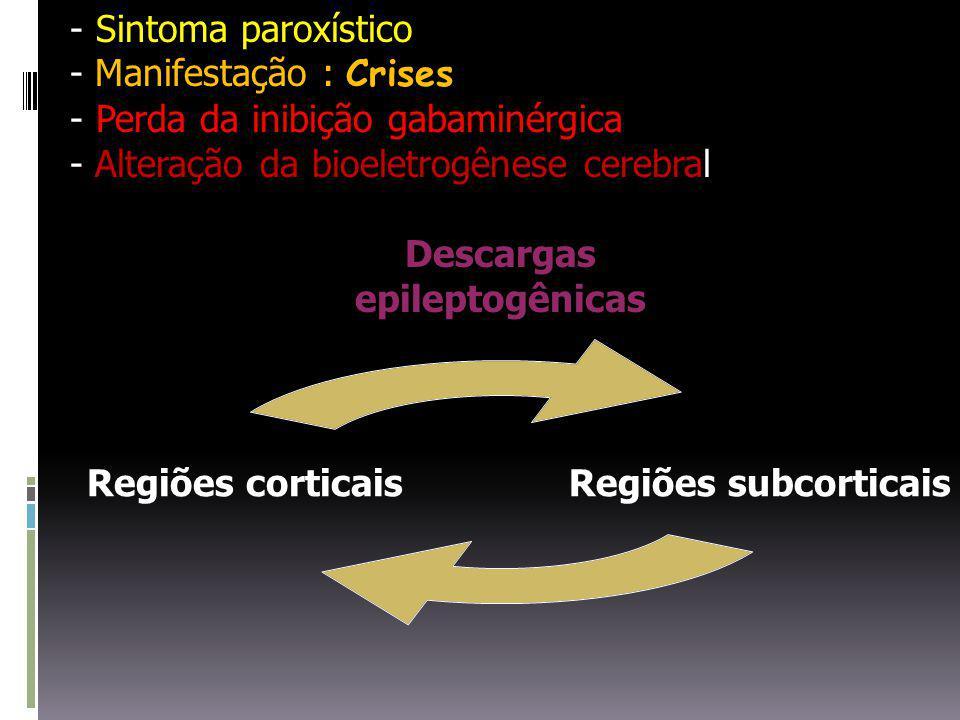 Descargas epileptogênicas