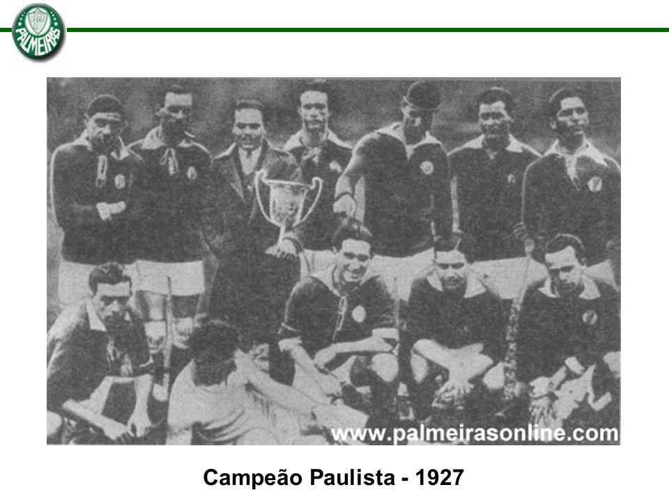 Campeão Paulista - 1927