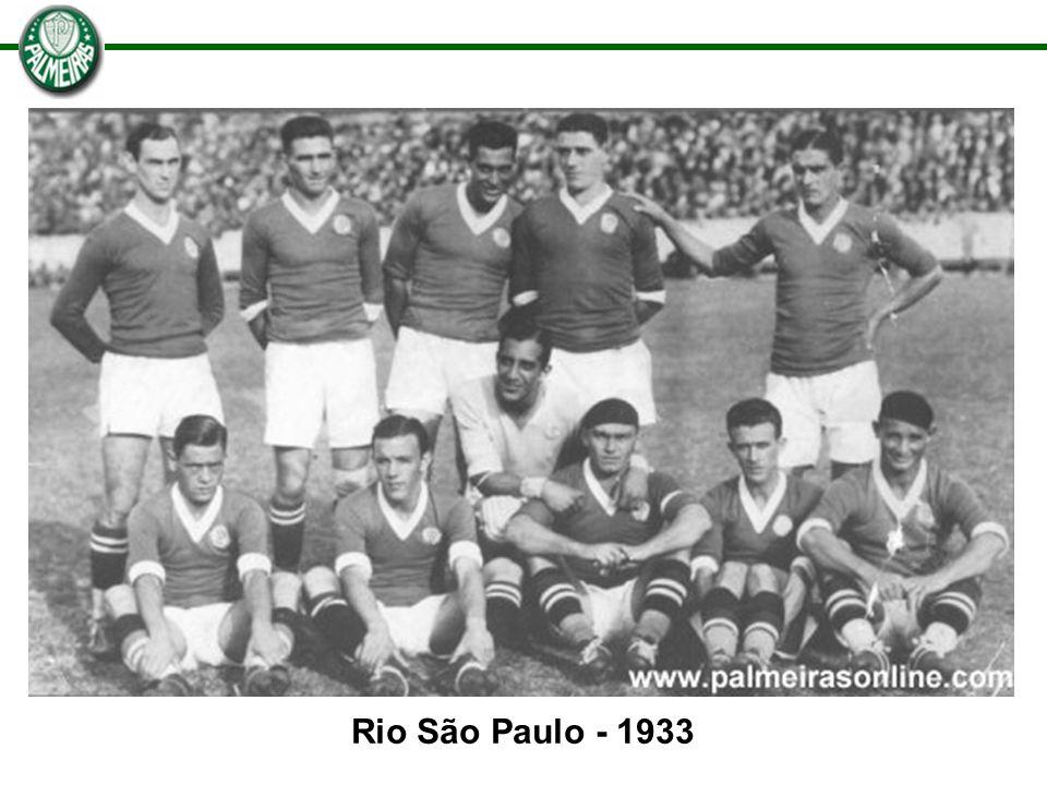 Rio São Paulo - 1933