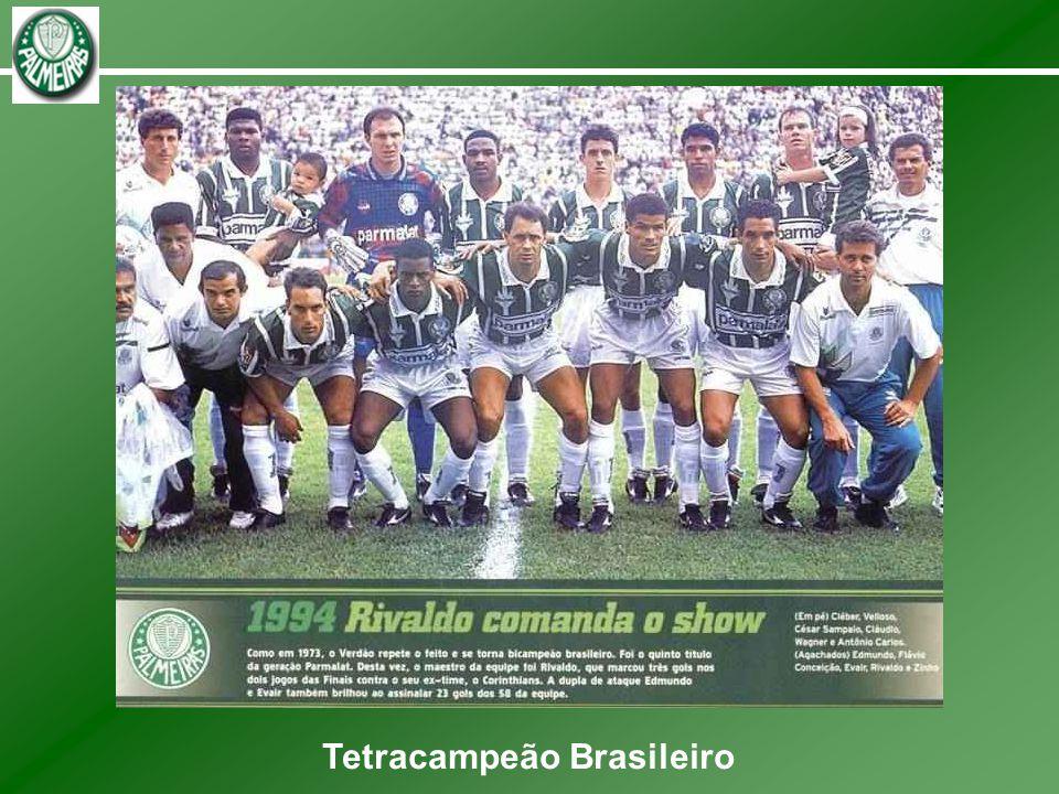 Tetracampeão Brasileiro
