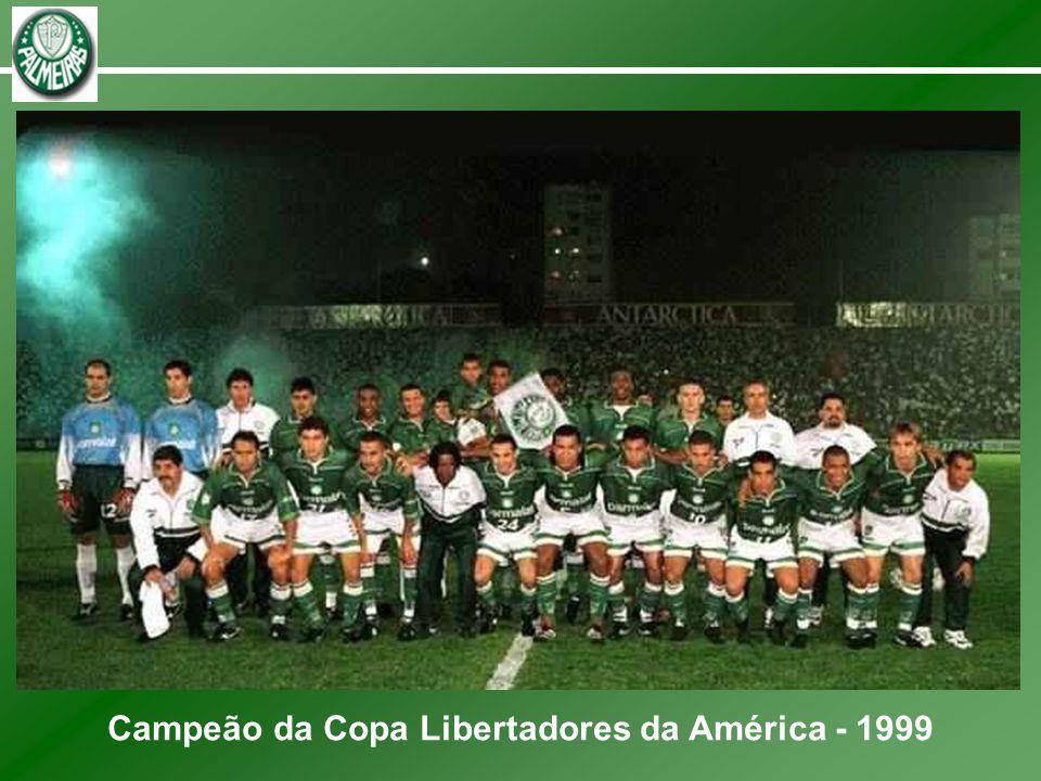 Campeão da Copa Libertadores da América - 1999