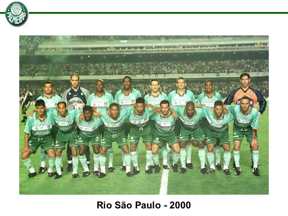 Rio São Paulo - 2000