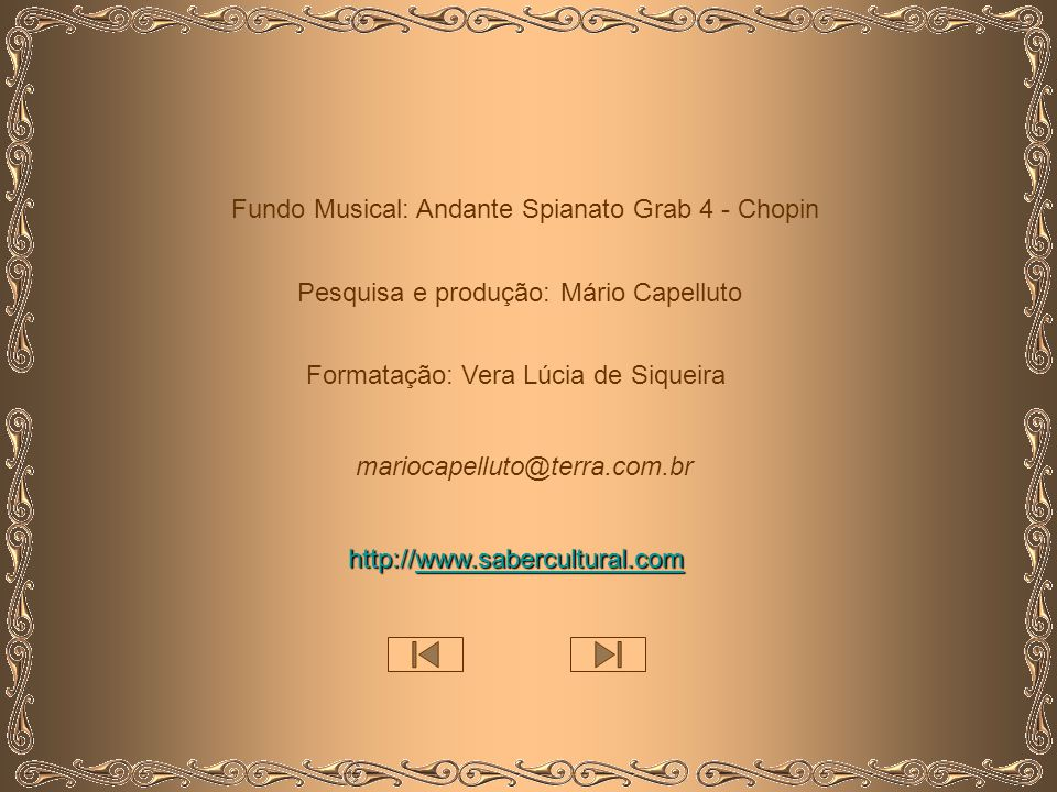 Fundo Musical: Andante Spianato Grab 4 - Chopin