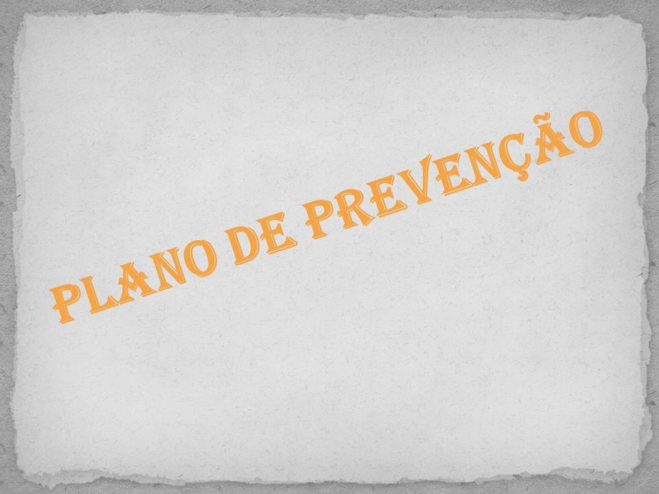 Plano de Prevenção