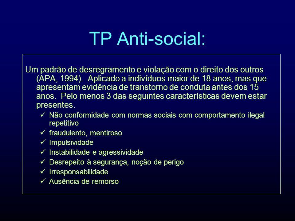 TP Anti-social: