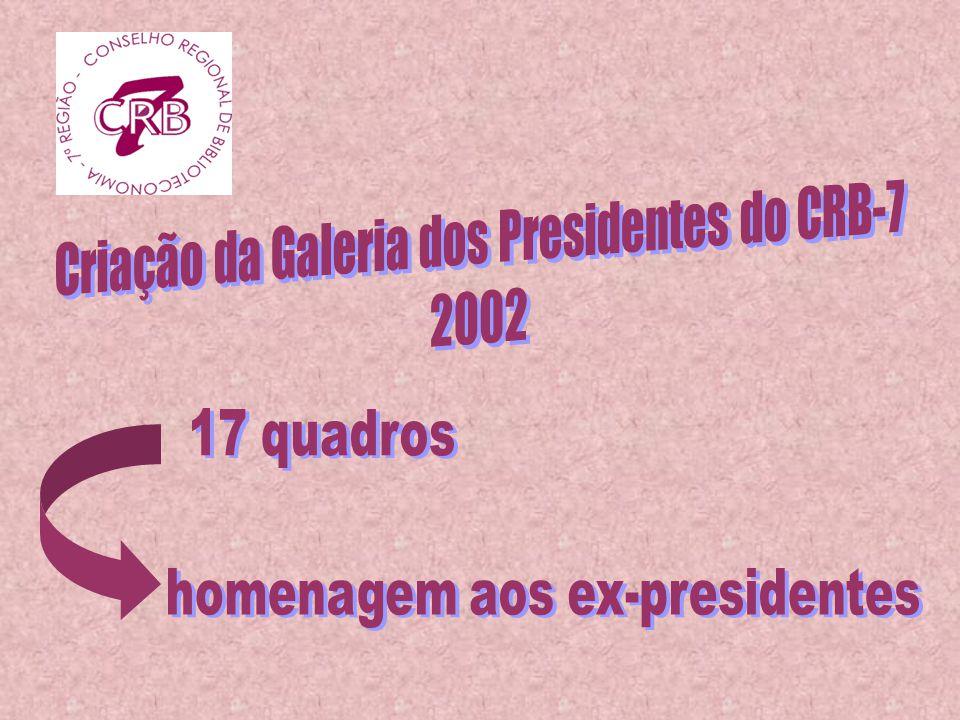 homenagem aos ex-presidentes