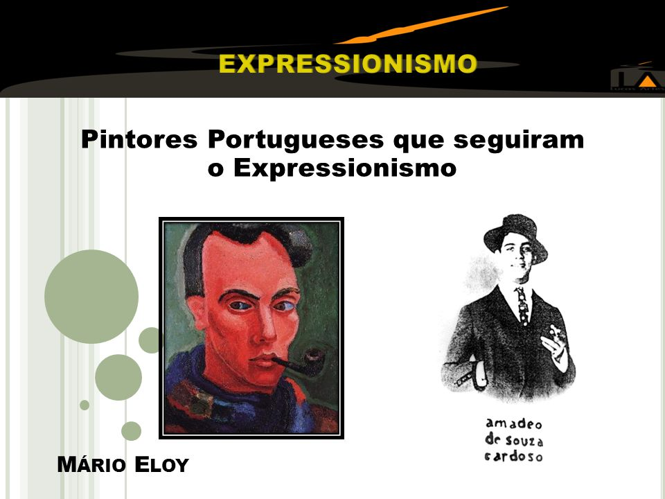 Pintores Portugueses que seguiram o Expressionismo