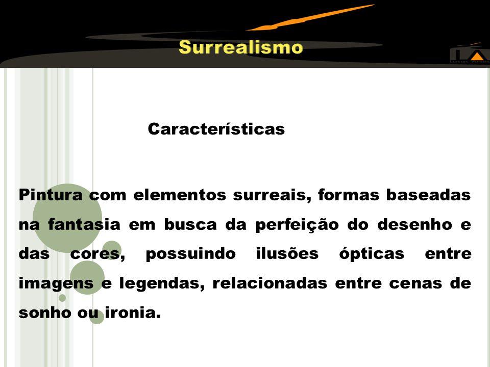 Surrealismo Características
