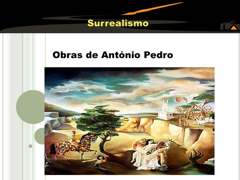 Surrealismo Obras de António Pedro