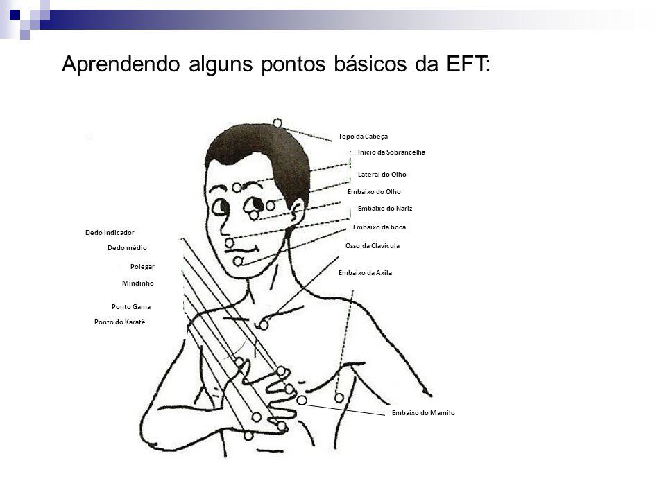 Aprendendo alguns pontos básicos da EFT: