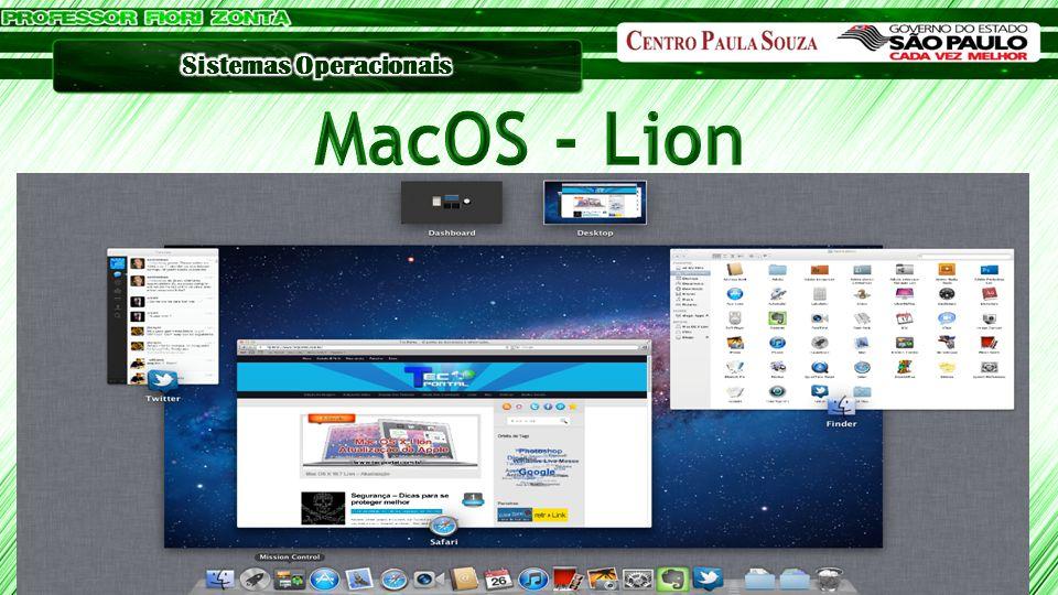 MacOS - Lion