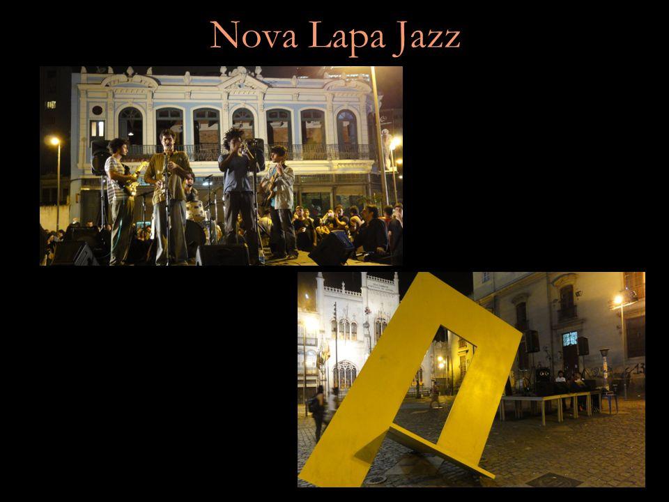 Nova Lapa Jazz Emergência de uma cena do jazz e/ou desdobramento da