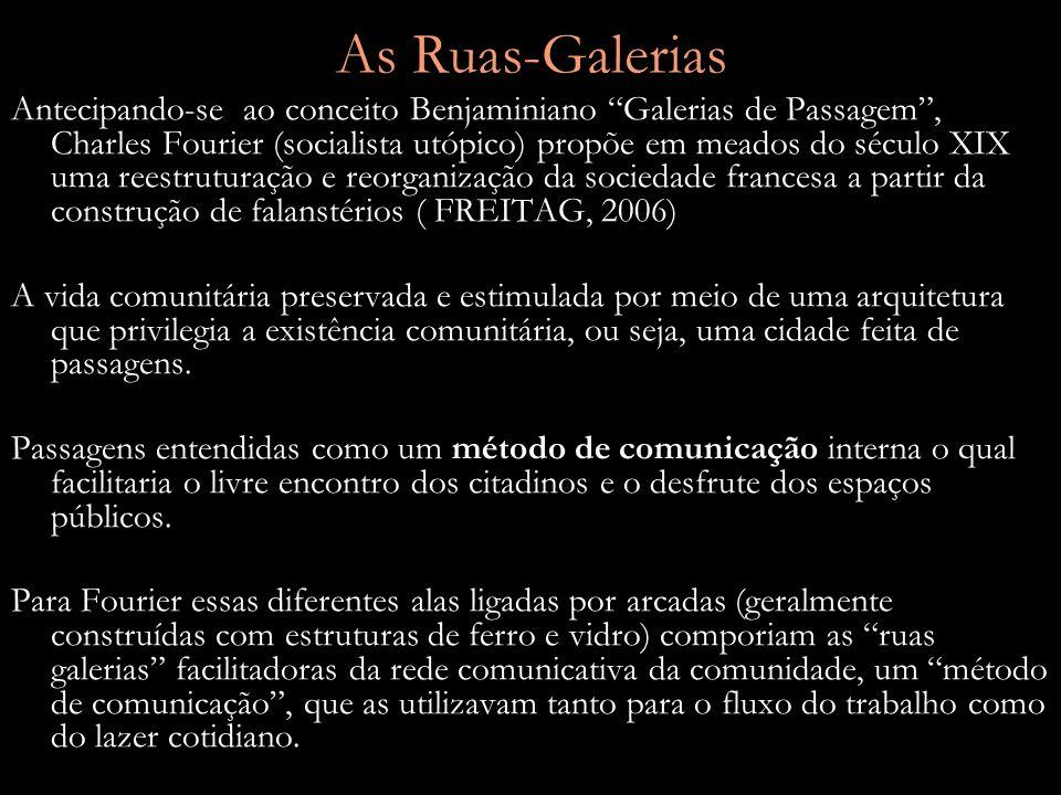 As Ruas-Galerias