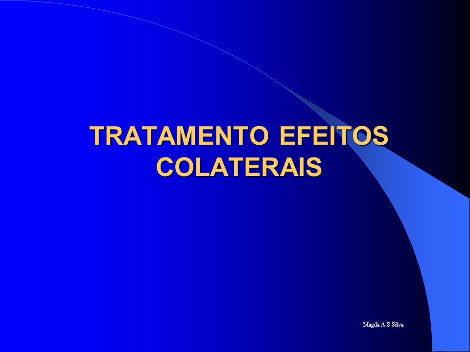 TRATAMENTO EFEITOS COLATERAIS