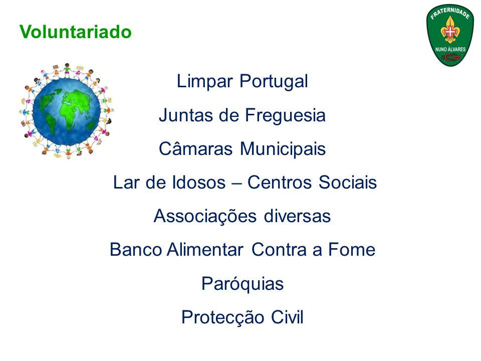 Lar de Idosos – Centros Sociais Associações diversas