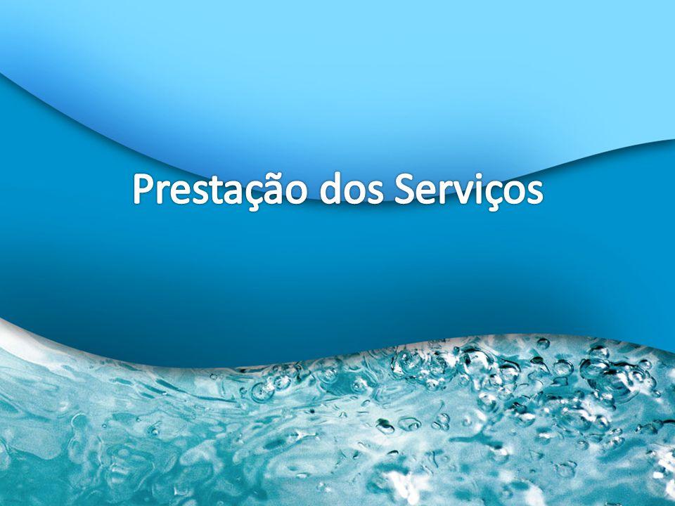 Prestação dos Serviços