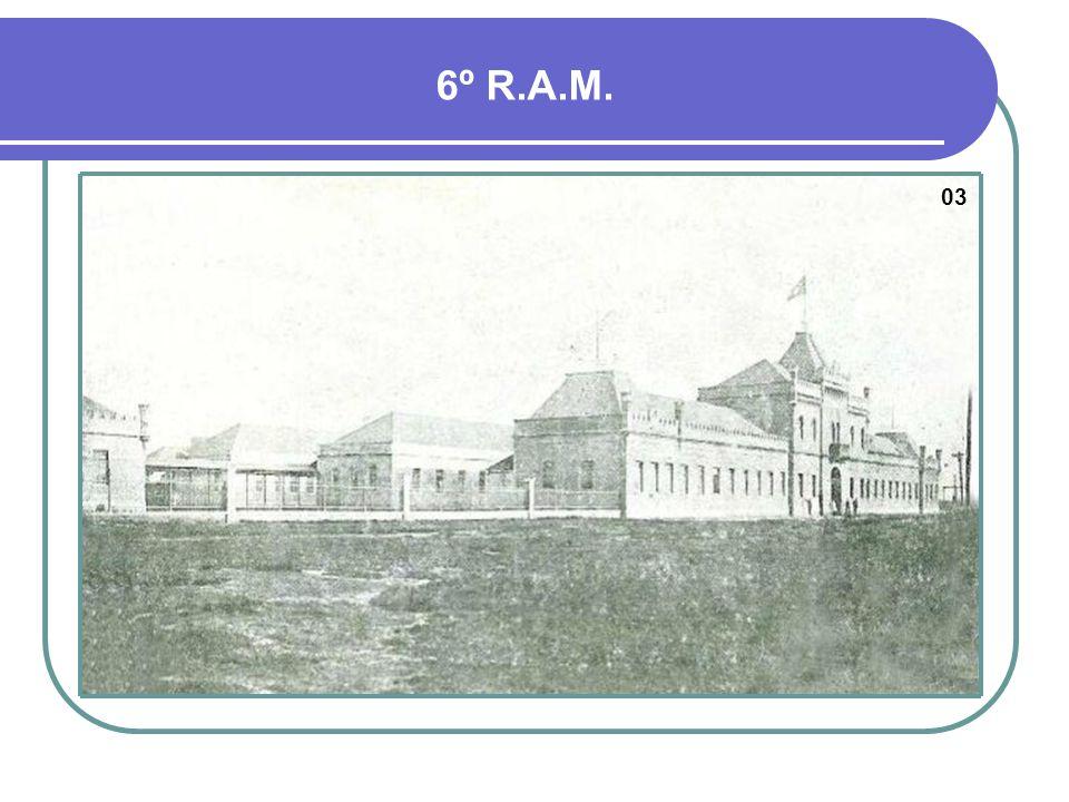 6º R.A.M. 03