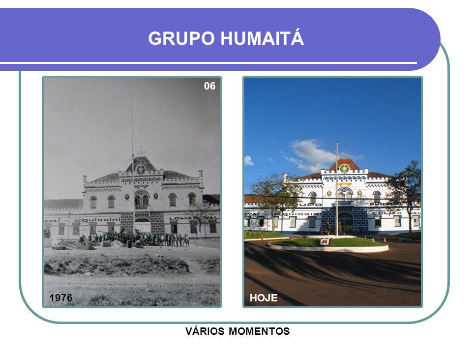 GRUPO HUMAITÁ 06 1976 HOJE VÁRIOS MOMENTOS