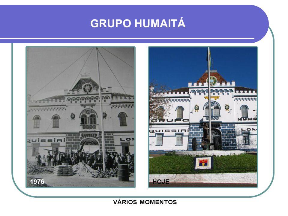 GRUPO HUMAITÁ 1976 HOJE VÁRIOS MOMENTOS