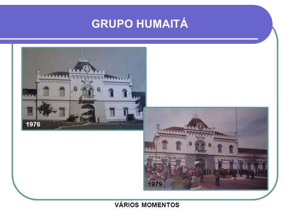 GRUPO HUMAITÁ 1976 1979 VÁRIOS MOMENTOS