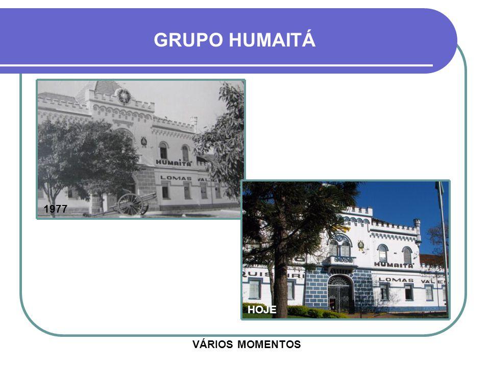 GRUPO HUMAITÁ 1977 HOJE VÁRIOS MOMENTOS