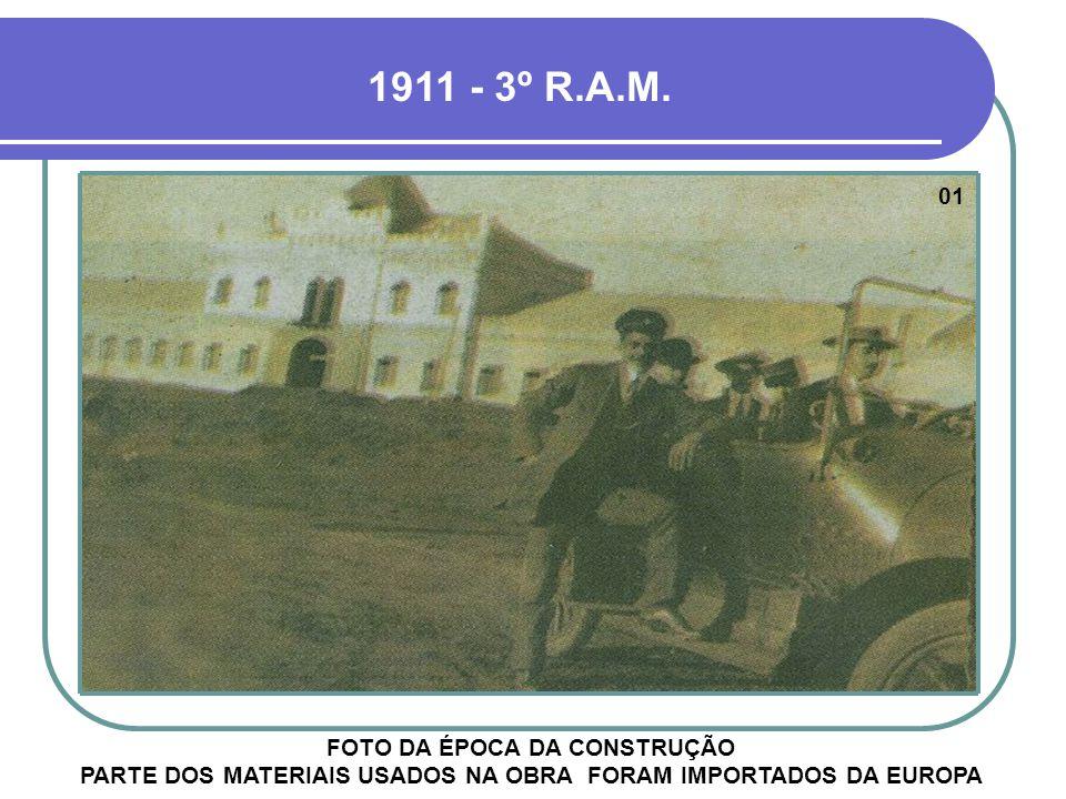 1911 - 3º R.A.M. 01.