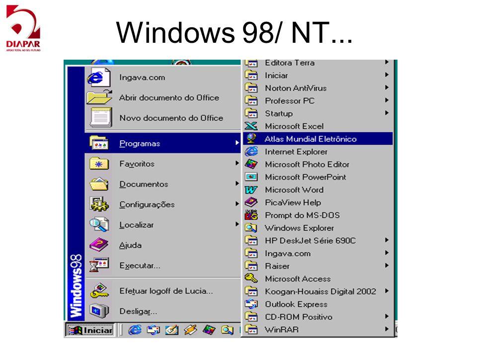 Windows 98/ NT...