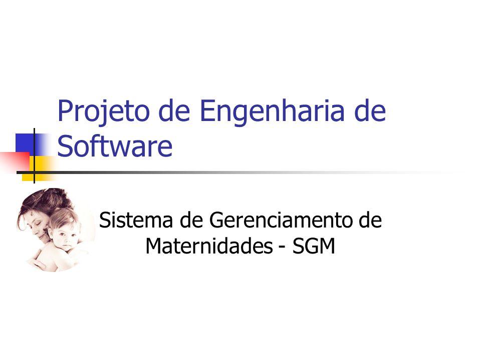 Projeto de Engenharia de Software