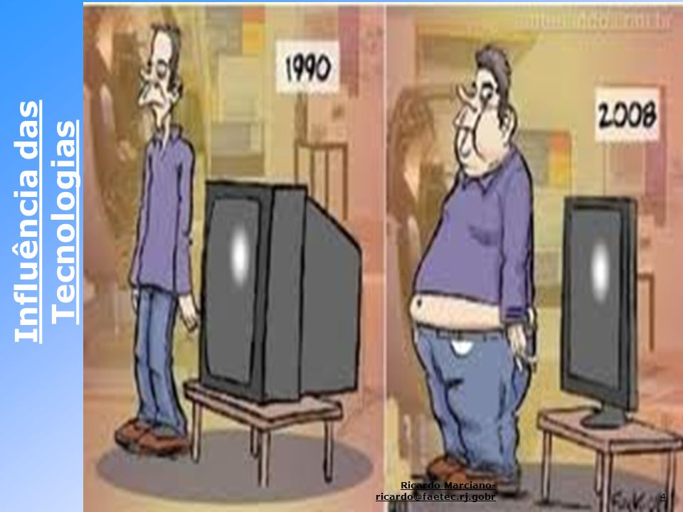 Influência das Tecnologias