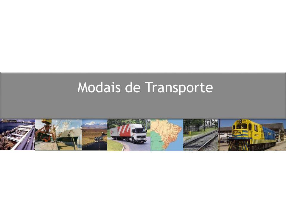 Modais de Transporte