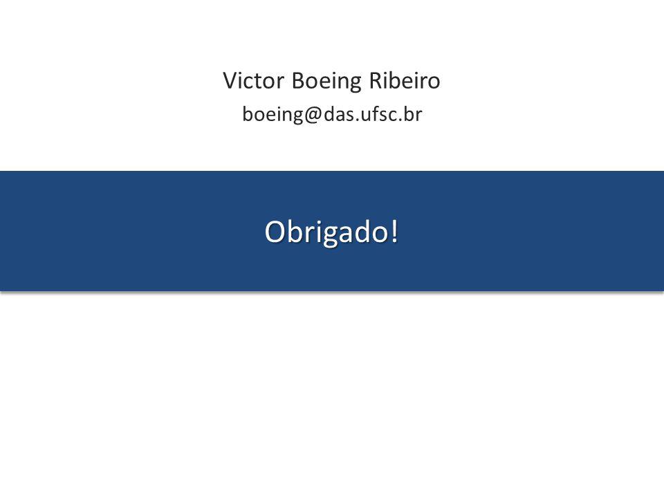 Victor Boeing Ribeiro boeing@das.ufsc.br