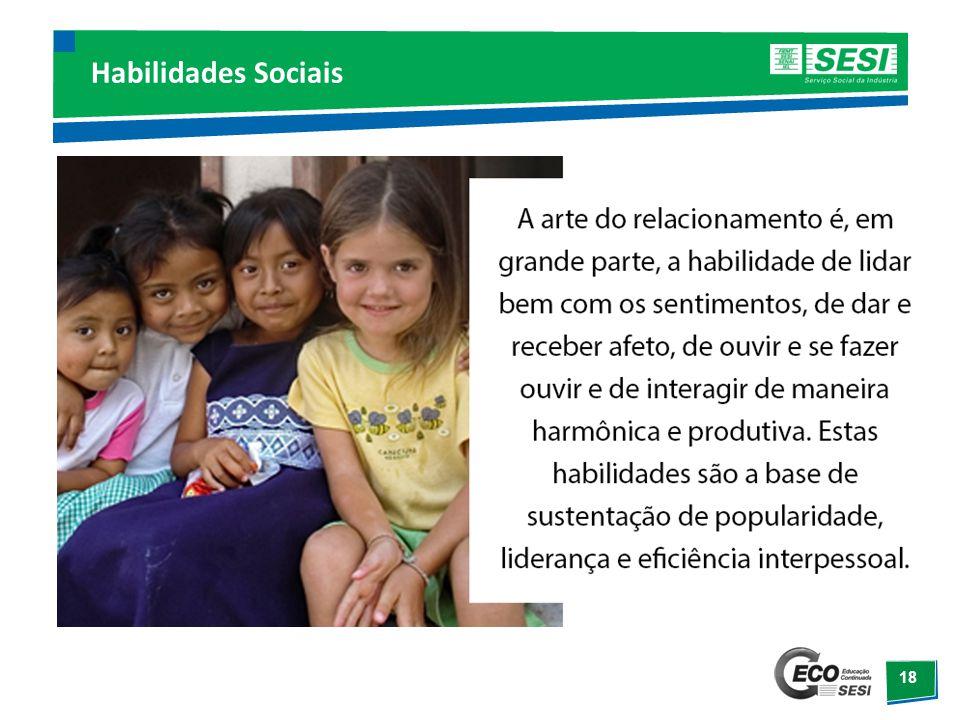Habilidades Sociais