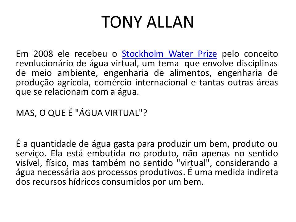 TONY ALLAN