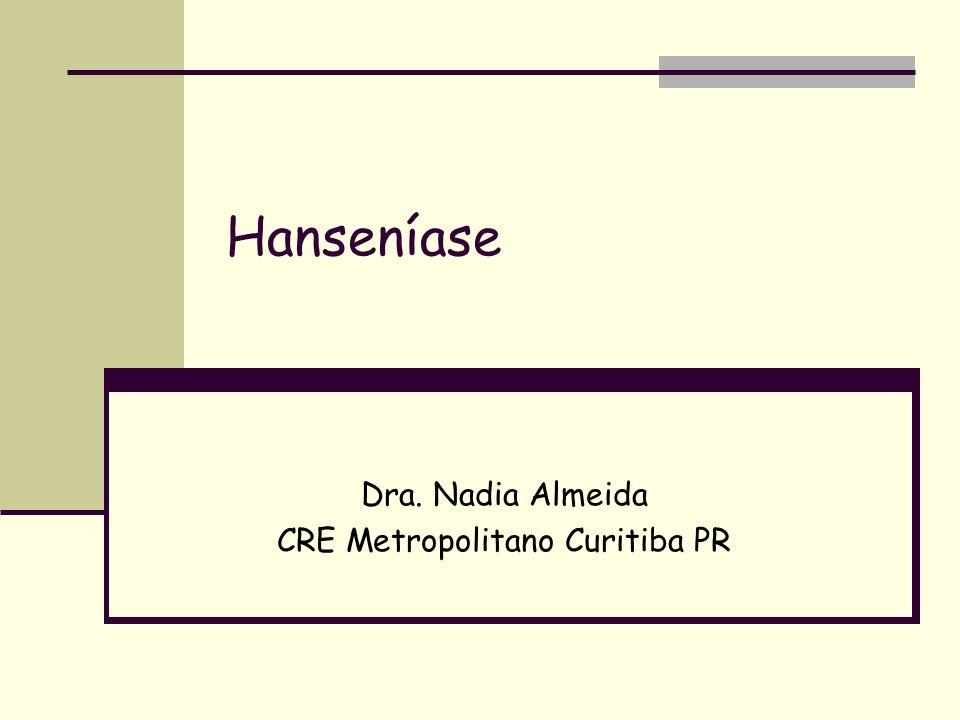 Dra. Nadia Almeida CRE Metropolitano Curitiba PR
