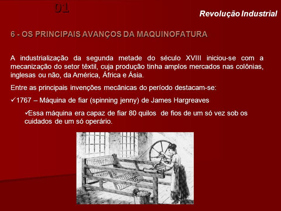 6 - OS PRINCIPAIS AVANÇOS DA MAQUINOFATURA