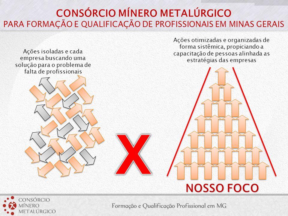 CONSÓRCIO MÍNERO METALÚRGICO