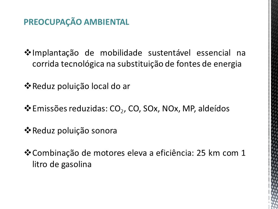 Preocupação ambiental