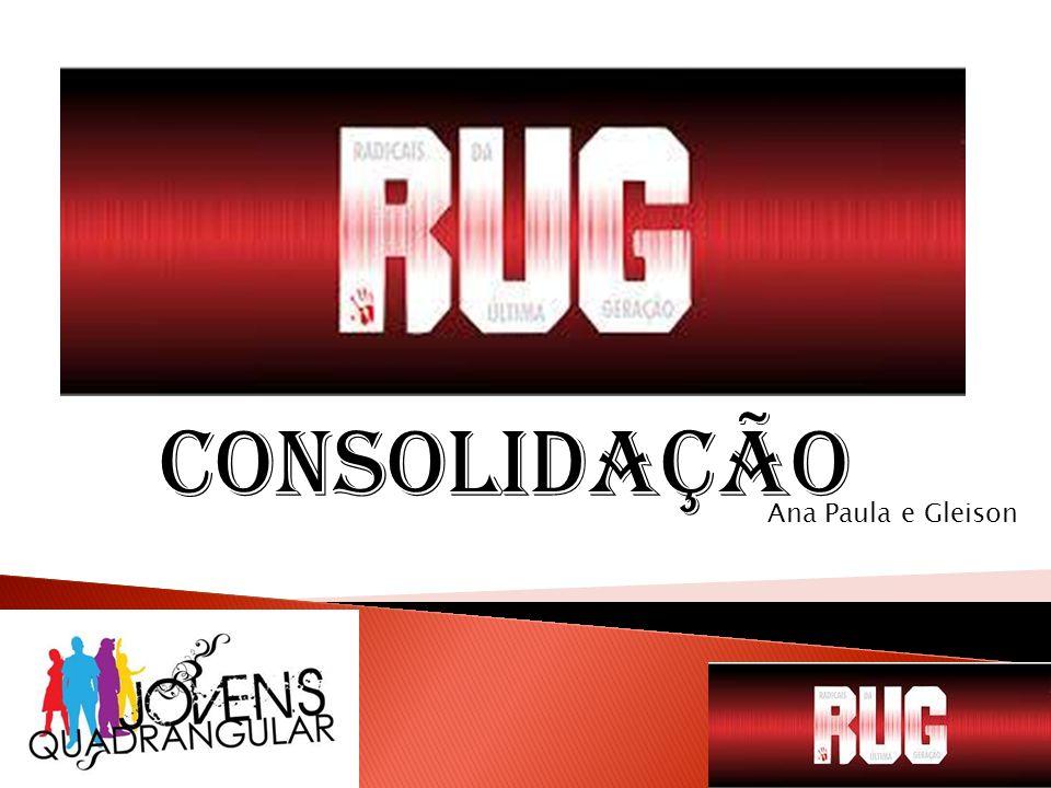 CONSOLIDAÇÃO Ana Paula e Gleison
