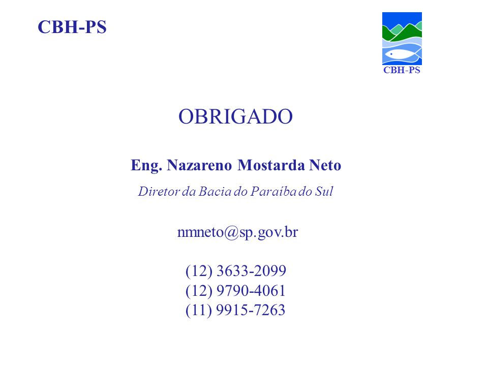 Eng. Nazareno Mostarda Neto