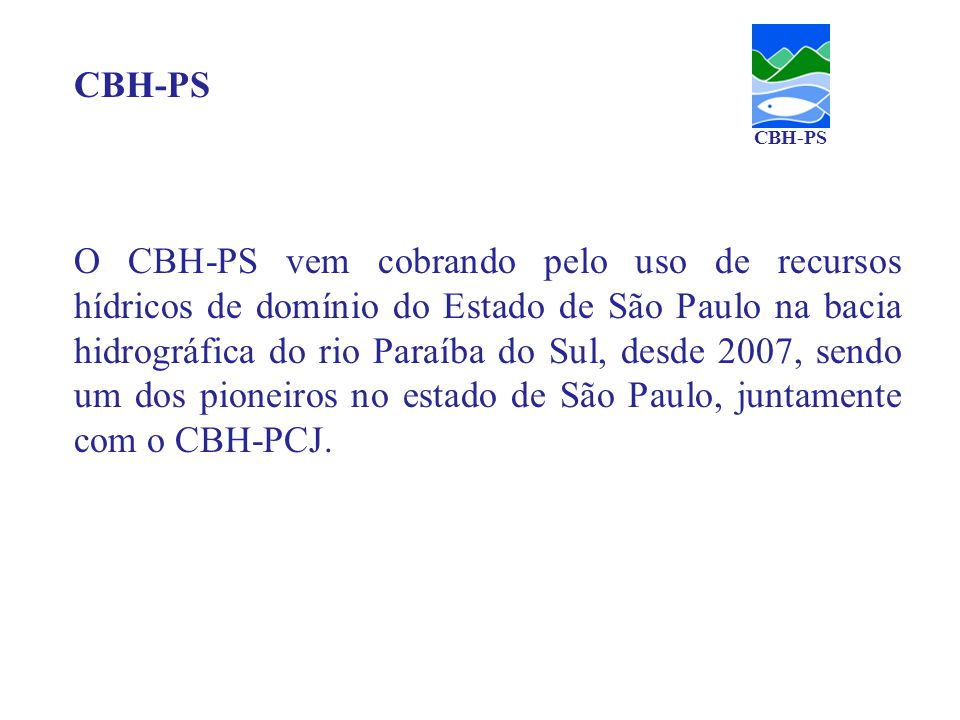 CBH-PS CBH-PS.