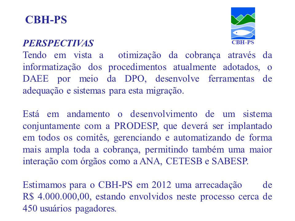 CBH-PS PERSPECTIVAS.