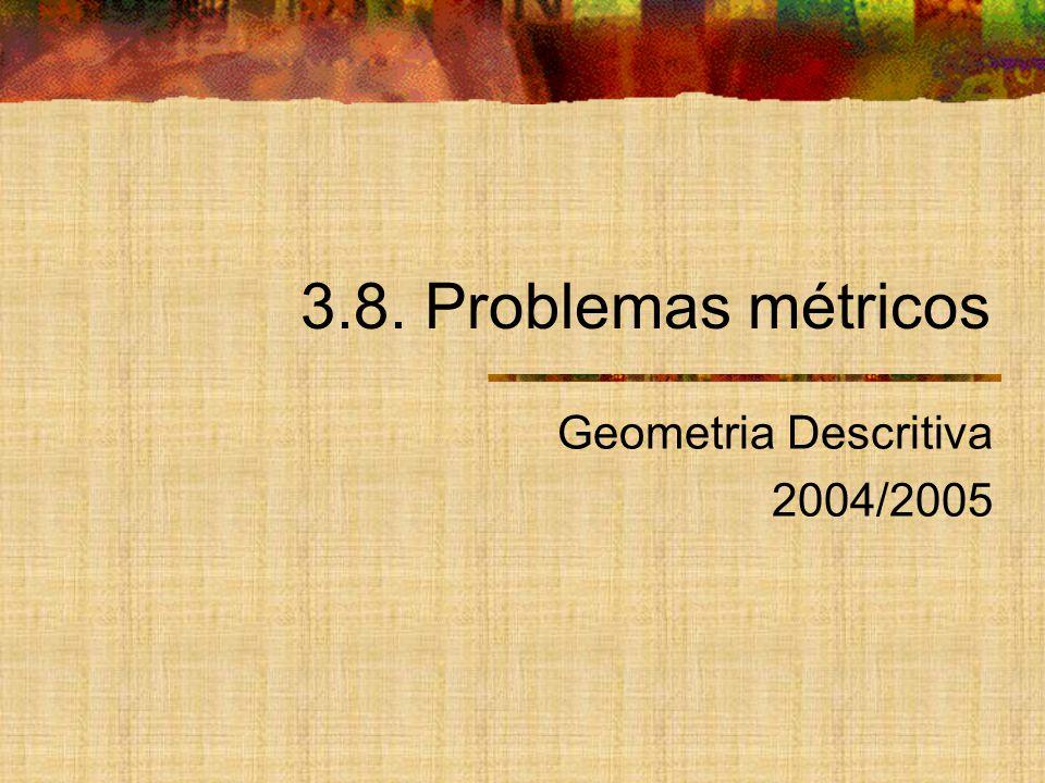 Geometria Descritiva 2004/2005