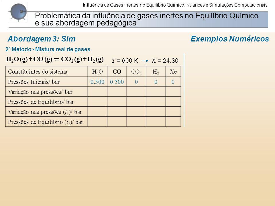 H2O (g) + CO (g) ⇌ CO2 (g) + H2 (g)