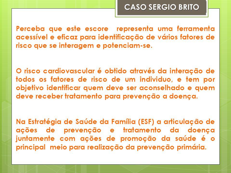 CASO SERGIO BRITO