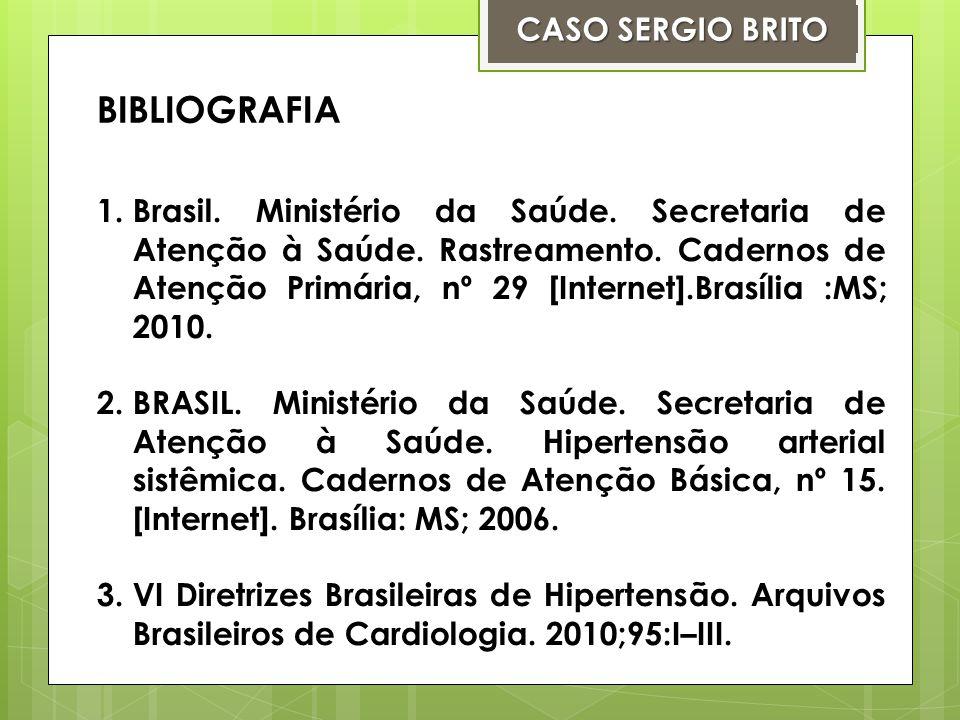 BIBLIOGRAFIA CASO SERGIO BRITO