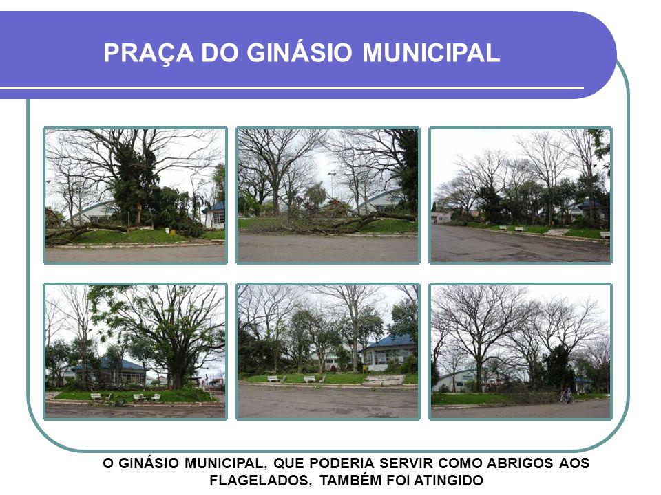 PRAÇA DO GINÁSIO MUNICIPAL