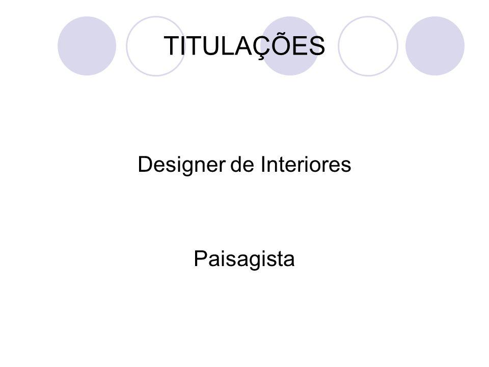 Designer de Interiores